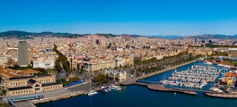 Barcelona un mundo inmobiliario