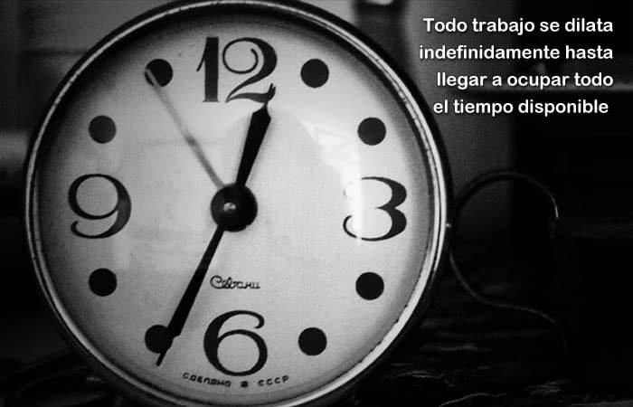 ocupar tiempo