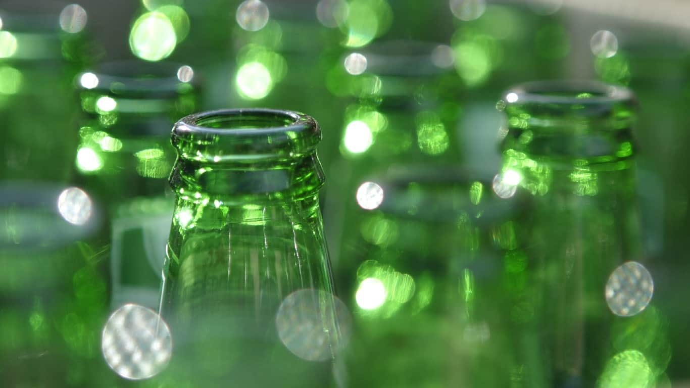 recicla el cristal