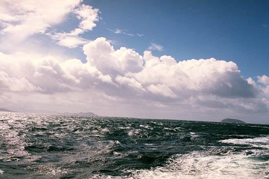 oceanografia quimica