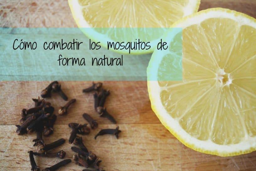 combatir mosquitos forma natural