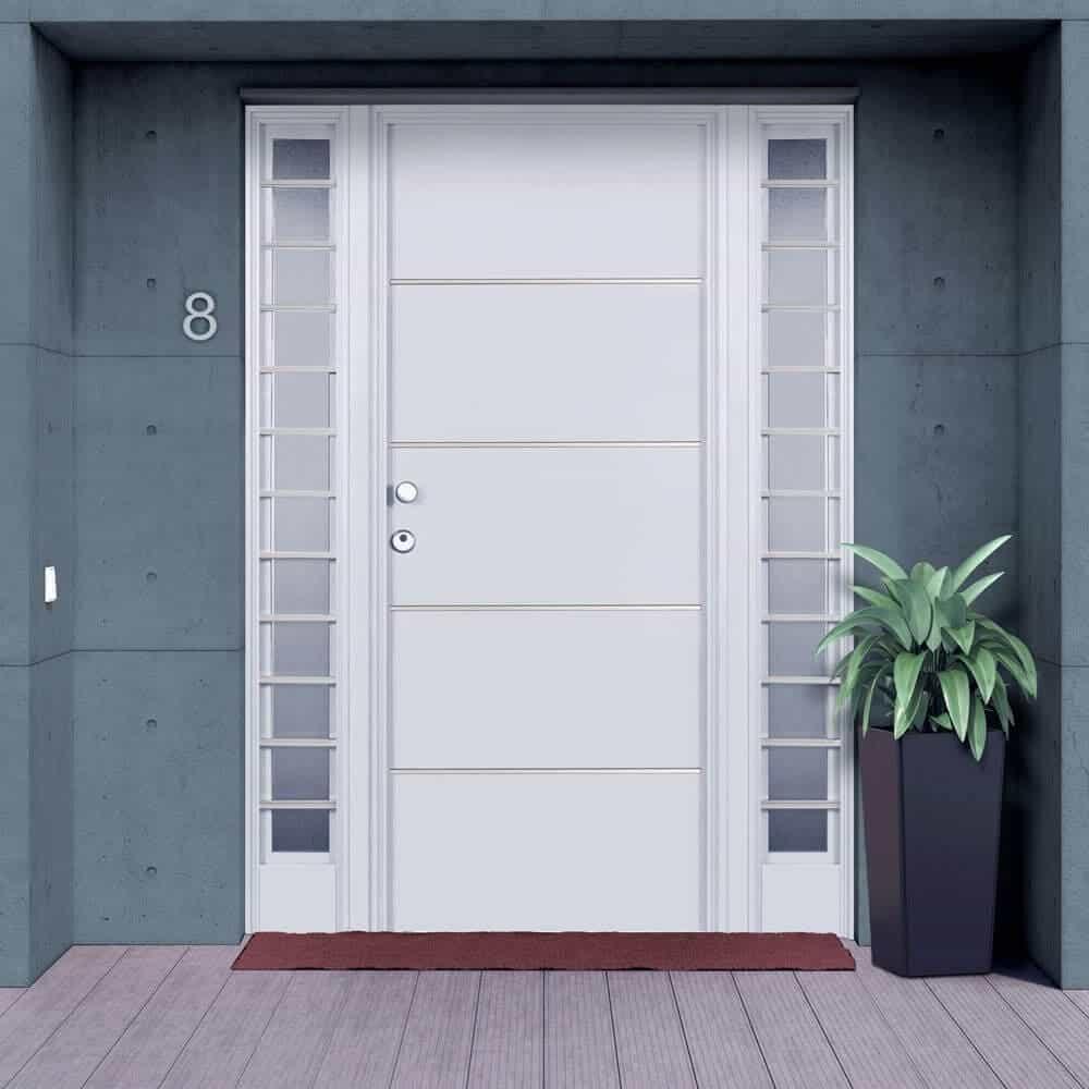 Precios de puertas de aluminio